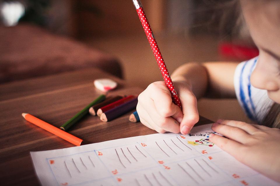 childwriting